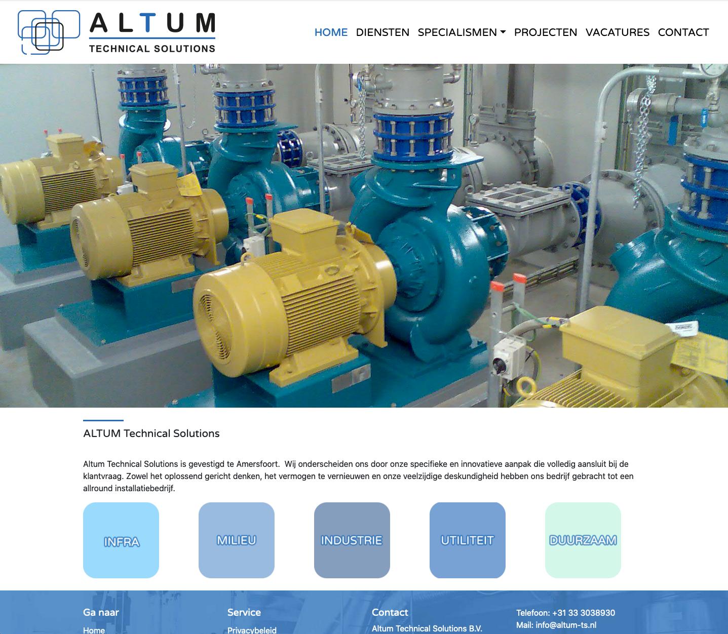 ALTUM Technical Solutions