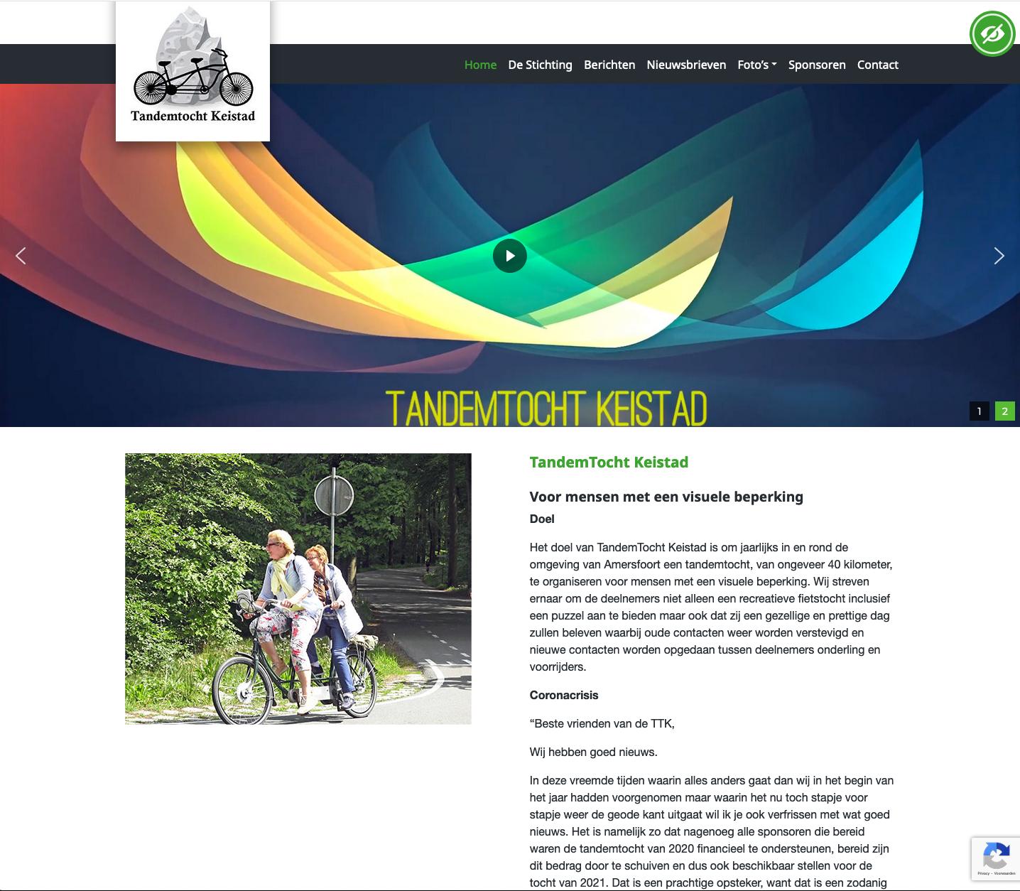 Stichting TandemTocht Keistad