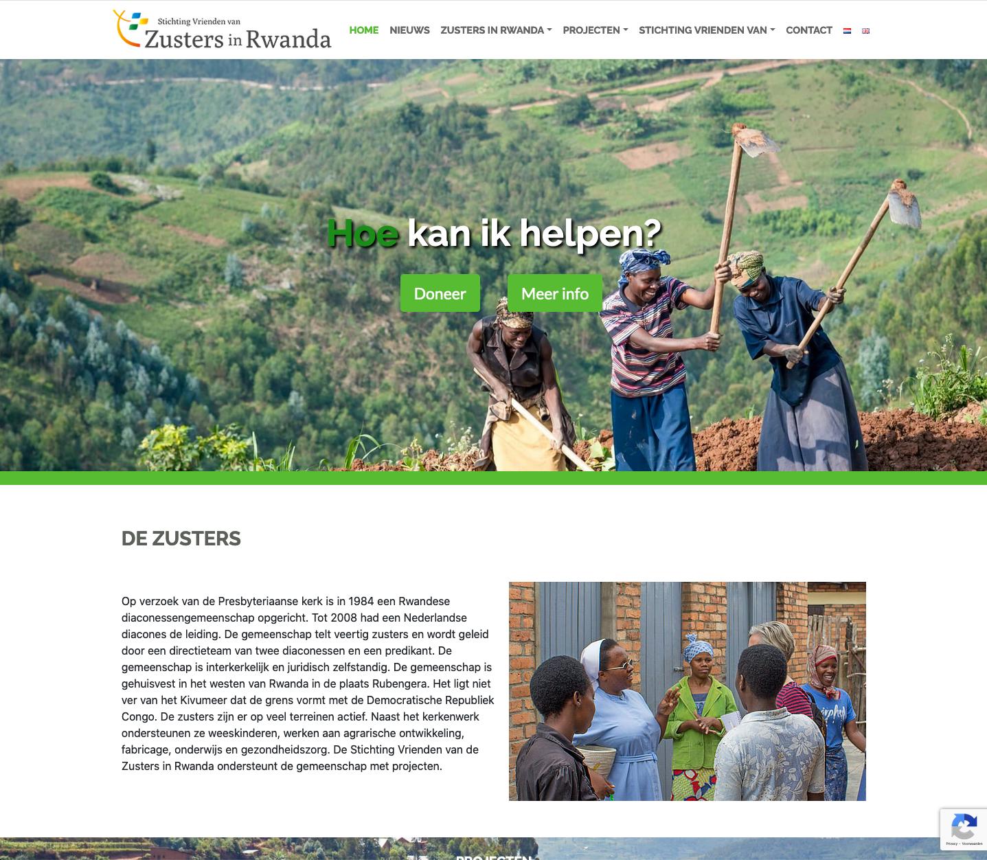 Stichting Vrienden van Zusters in Rwanda